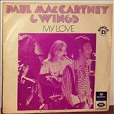 Paul McCartney - My Love-The Mess^45 (single)