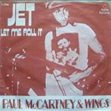 Paul McCartney - Jet- Let Me Roll It^45 (single)