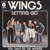 Paul McCartney - Letting Go-You Gave Me The Answer^45 (single)