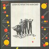 Paul McCartney - Listen To What The Man Said- Love In Song^45 (single)