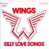 Paul McCartney - Silly Love Songs-Cook Of The House^45 (single)