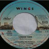 Paul McCartney - London Town-Im Carrying^45 (single)