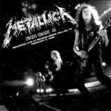 Master Of Puppets - Metallica Fan Can CD 04 - Dallas, TX - 2-5-89