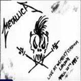 Metallica - Live at Wembley Stadium (single)