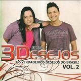 Léo & Leno E O Forró 3 Desejos - Forro 3 desejos Vol. 02