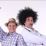 Nilton Pinto e Tom Carvalho
