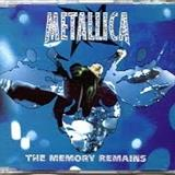 Metallica - The Memory Remains (Single Blue)
