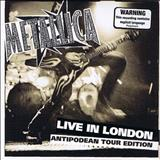 Metallica - Live in London - Antipodean Tour Edition (single)