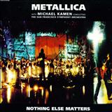 Metallica - Nothing Else Matters (single 1999)
