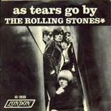 The Rolling Stones - As Tears Go By (single)