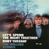 The Rolling Stones - Lets Spend The Night Together (single)