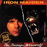 Iron Maiden - Teenage Werewolf (Italy92) Disc1