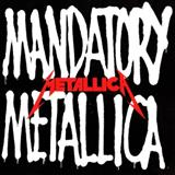 Metallica - Mandatory Metallica (USA Promo CD)