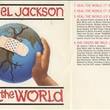 Michael Jackson - Heal The World (CDM) (single)