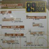 Revista 89 FM - A Rádio Rock - 89 A Revista Rock - Nº 08