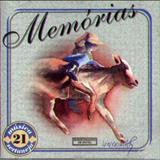 Coletânea Memórias Sertanejas - Memórias Sertanejas vol. 21