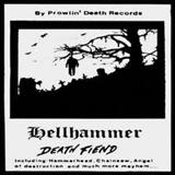 Hellhammer - Death Fiend (Demo)