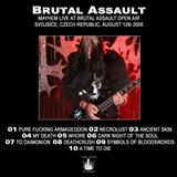 Necrolust - Brutal Assault [bootleg]