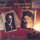 Montserrat Caballé - Jose Carreras, Montserrat Caballe - Souvenirs