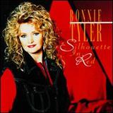 Bonnie Tyler - silhouette in red