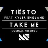 Tiësto - Tiësto Feat. Kyler England - Take Me [Single]