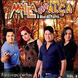 Malla 100 Alça - Malla 100 Alça, Palavras Certas - Volume 08 [2013]