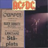 AC/DC - Live In Lund , Olympen, Lund 21 April 1977