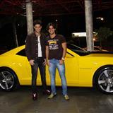 Camaro Amarelo - MUNHOZ E MARIANO ....AO VIVO