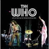 The Who - Live at the Isle of Wight Festival - CD2