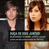 Pitty - Pitty & 30 Seconds To Mars