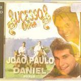 João Paulo & Daniel - sucessos de ouro