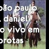 João Paulo & Daniel - JOÃO PAULO E DANIEL ao vivo em brotas