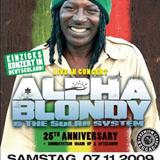 Alpha Blondy - Alpha Blondy and The solar system - Live at Chiemsee reggae festival