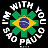 Under The Bridge - Live At BRAZIL - São Paulo [2013 Im with You Tour Official Bootlegs]
