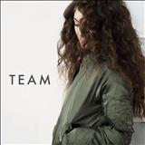 Lorde - Team (Single)