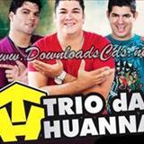 Trio da Huanna - Trio da Huanna Axé Folia 2013 T@S