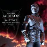 Michael Jackson - HIStory: Past, Present and Future - Book 1