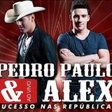 pedro-paulo-alex - Lançamento