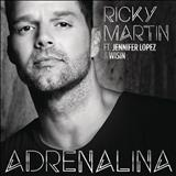 Ricky Martin - Single ADRENALINA