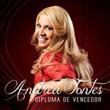 Andrea Fontes - Diploma de Vencedor