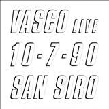 Vasco Rossi - Vasco live 10-07-90 San Siro