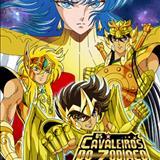 Animes - Saint Seiya - A Lenda dos Defensores de Atena (Abel)