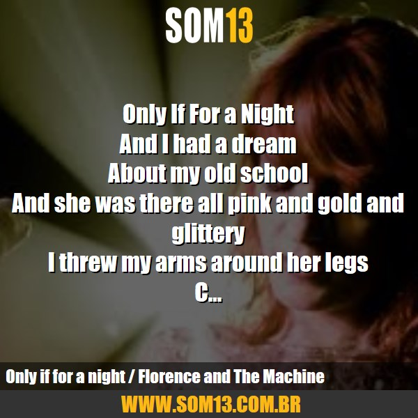Frases Florence And The Machine Som13