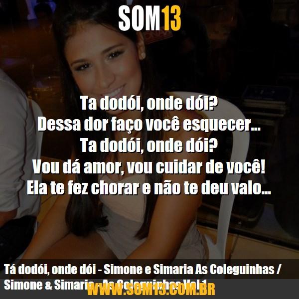 Frases Simone Simaria Som13