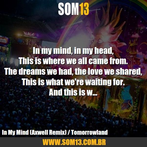Frases Tomorrowland Som13