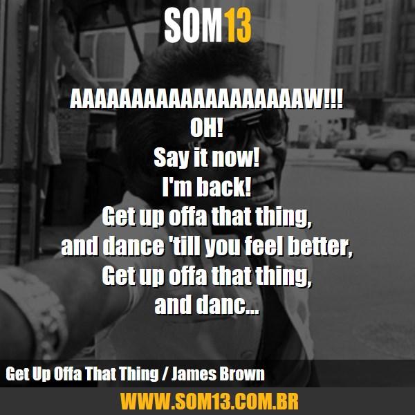 Frases James Brown Som13