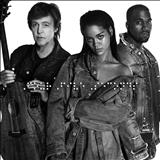 Rihanna - Rihanna And Kanye West And Paul McCartney - FourFiveSeconds