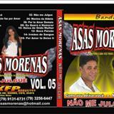 Asas Morenas - Asas Morenas