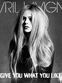 Avril Lavigne divulga uma prévia do clipe de