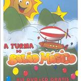 A Turma Do Balão Mágico - Balao magico cds4